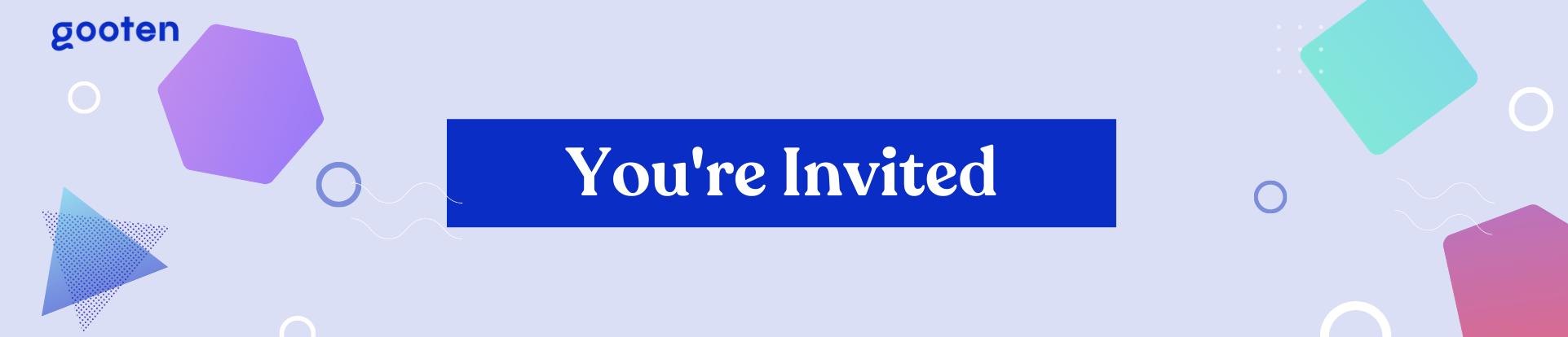 Youre Invited Hero Img